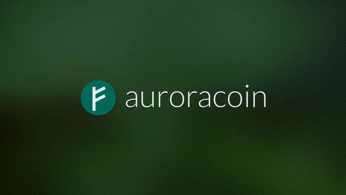 Auroracoin