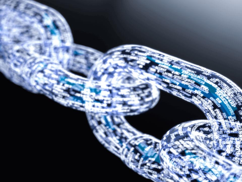 Blockchain-as-chain