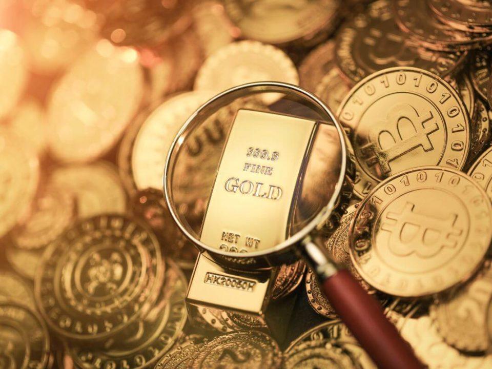 Krüptoraha ja kuld